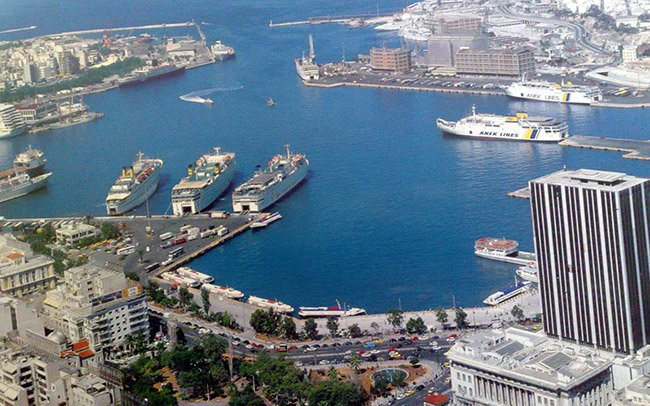Piraeus Port | Greece.GreekReporter.com Latest News from Greece