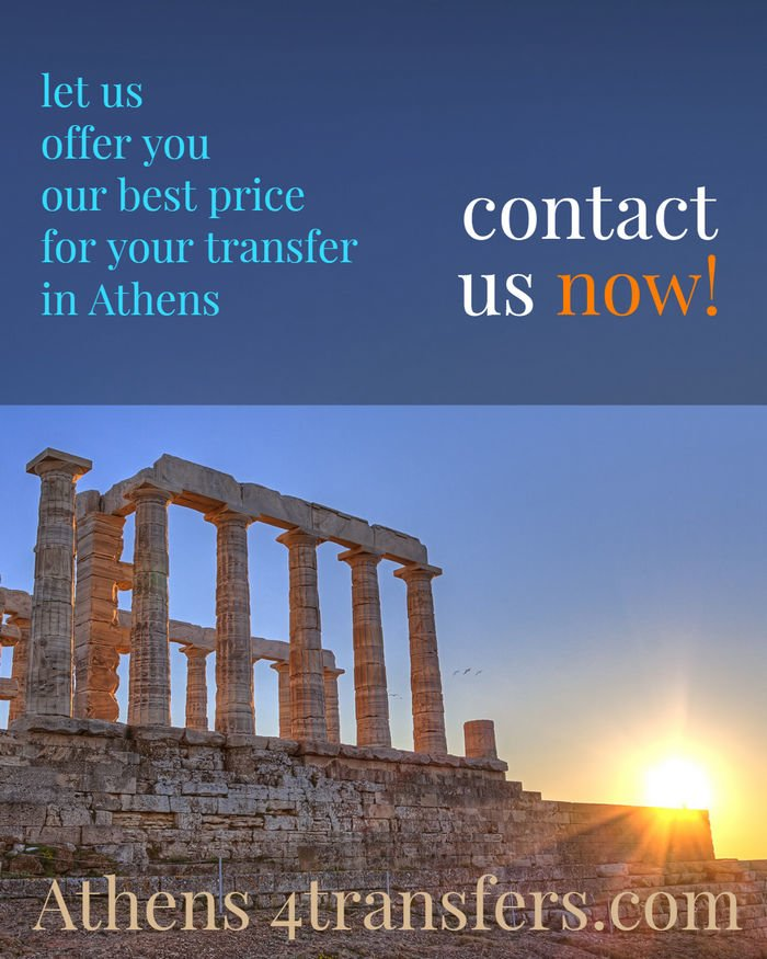 price quote for your transfer in athens