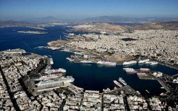 Piraeus Cruise Port, Greece